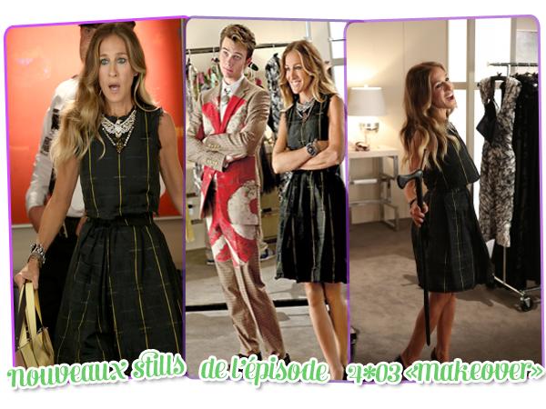20/09: Lea sur le set de Glee + Avis 4*02 + Vidéo Promo 4*03 + New pics