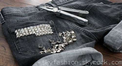 DIY n°1: Customiser son short