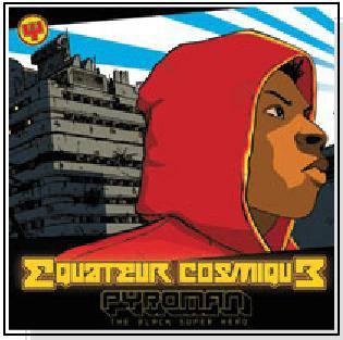 pyroman equateur cosmique