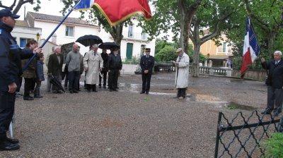 Commémoration des Déportés le 23 Avril 2011