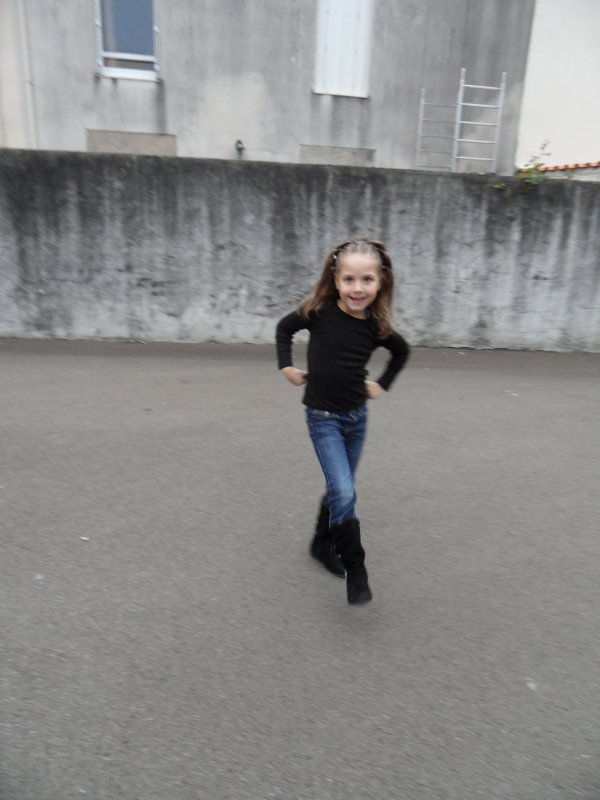 MA FILLE INES