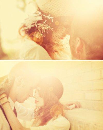 C'était pas une bonne idée. Je ne t'ai pas réellement fermé mon coeur, et toi non plus je le sais. Mais que pouvait-on faire d'autres... On se fait du mal nous deux, on se rend malade. C'est de l'amour fort, de l'amour fou, mais de l'amour qui tue. Une passion meurtrière. Et ça fait trop longtemps que ça dure, il fallait bien faire un choix. J'ai choisi de vivre.