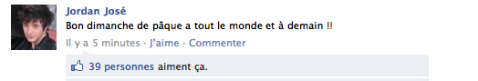 - Merci Facebook -