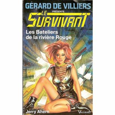 Les Bateliers de la Rivière Rouge (le Survivant T36)-Jerry Ahern
