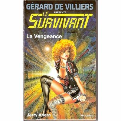La Vengeance (le Survivant T37) -Jerry Ahern