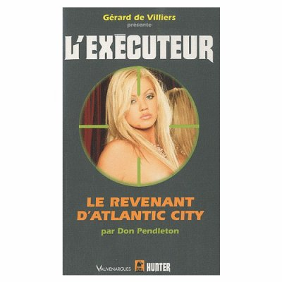 Le revenant d'Atlantic City (l'executeur 279)-Don Pendleton