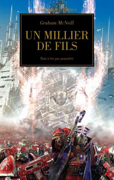 un millier de fils (l'Hérésie d'Horus)-Graham Mcneil