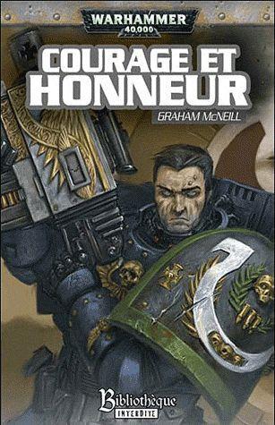 Courage et honneur (T4 de uriel Ventris) -Graham Mcneil