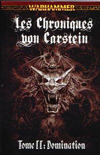 Les Chroniques Von Carstein T2: Domination -Steven Saville