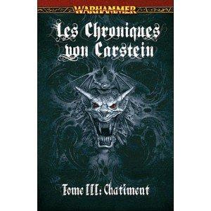 Les chroniques Von carstein T3-Châtiment -Steven Saville