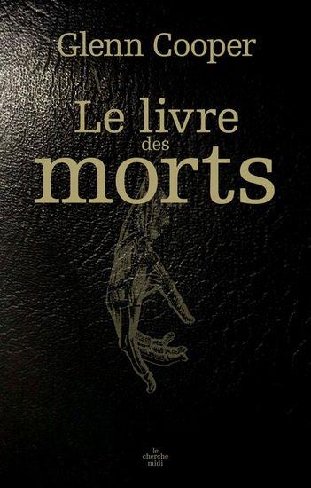 Le Livre des Morts-Glenn Cooper