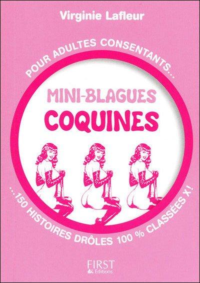 mini blagues coquines -Virginie Lafleur