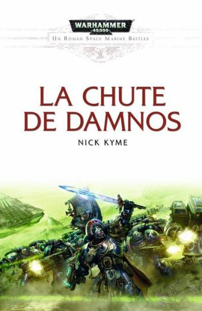 La Chute de Damnos  de Nick Kyme