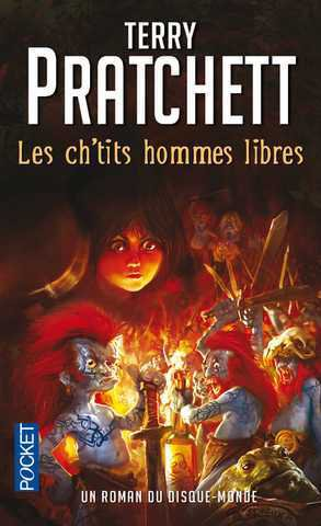 Les ch'tits hommes libres de Terry Pratchett
