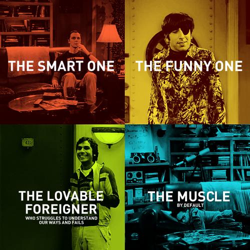 *  J'annonce que je suis officiellement amoureuse de The Big Bang Theory    (et plus particulièrement de Sheldon ..) *