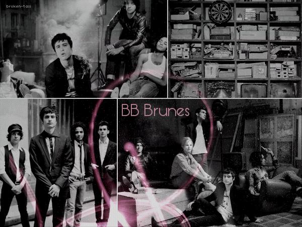 ♫ __Bouche B - BB Brunes