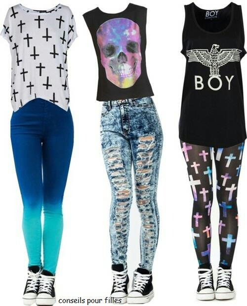 Tenues swag page facebook - Fille swag 12 ans ...