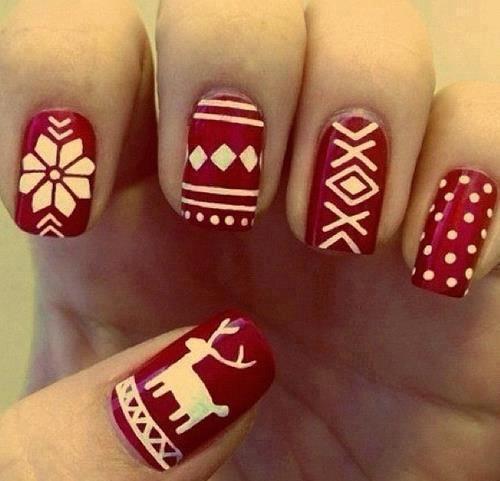 Nail art  ! ▼