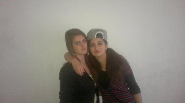 ma belle soeur et moi