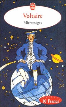 Micromégas de Voltaire