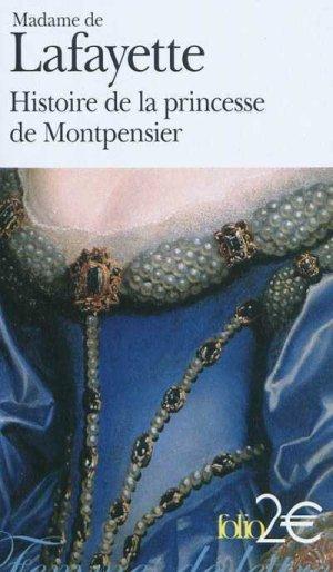 Histoire de la princesse de Montpensier de Madame de Lafayette