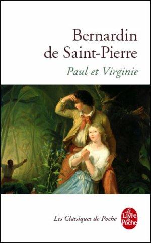 Paul et Virginie de Bernardin de Saint Pierre