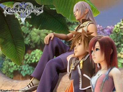 Kingdom Hearts ... <3