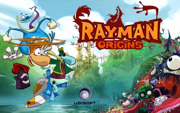 test : Rayman Origins.