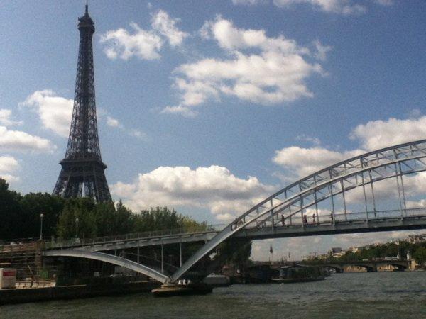 Paris pour mon anniversaire