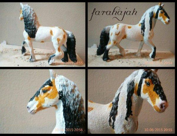 nouveau custom: Farahajah