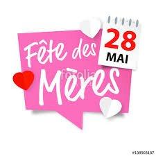 Bonne fête à toutes les mamans ^^