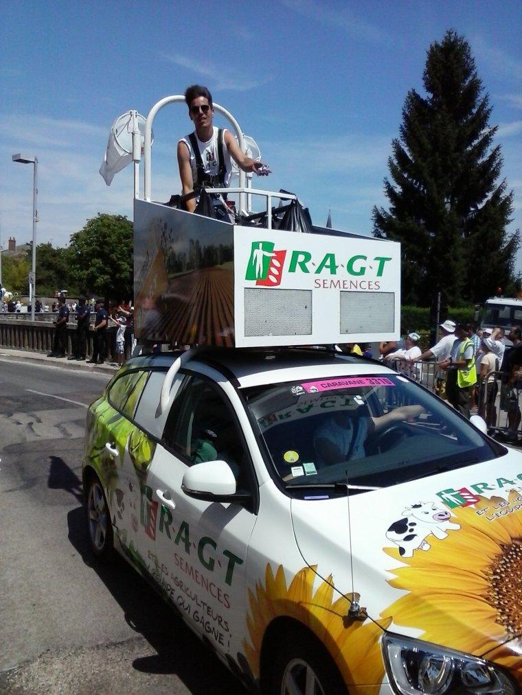 Tour de France partie 2