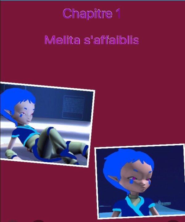 Chapitre 1 Melita s'affaiblit