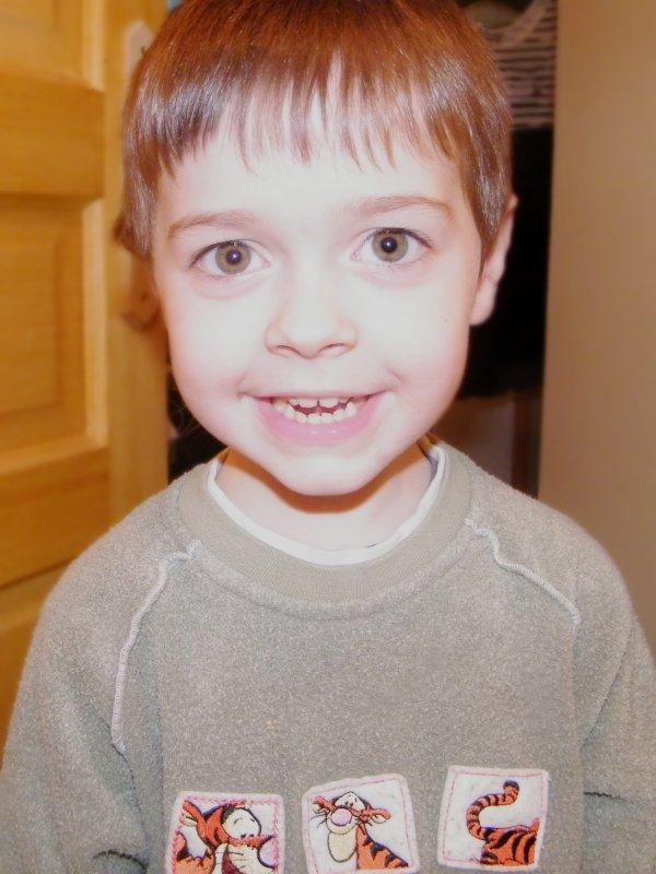 Gabriel, mon amour de petit frère.