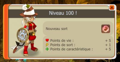 UP 100 DE l'Osa