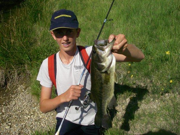 Petite journée de pêche.