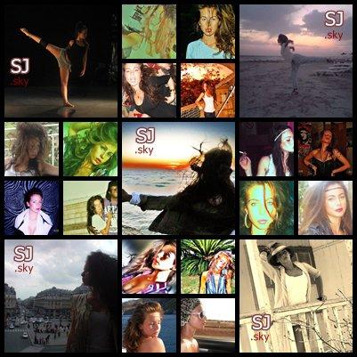 Les photos personnelles de Juliette !
