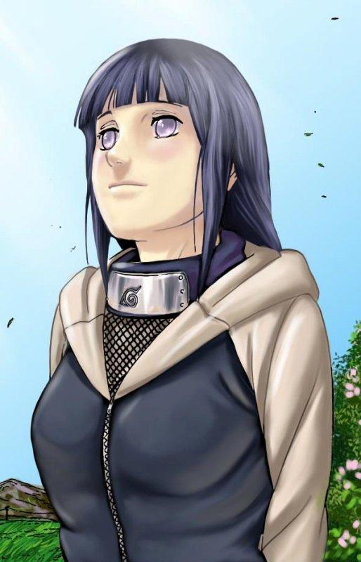 Hinata Hyuga (shippuden)