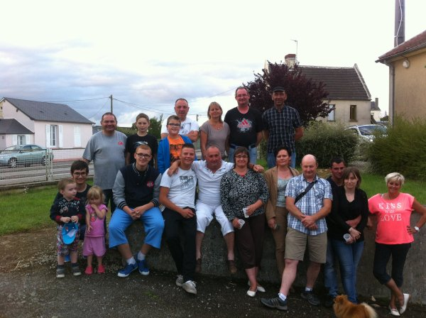 St Germain le vasson une grande famille