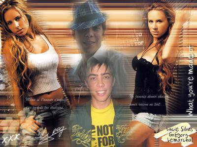lucie silvas & gregory lemarchal