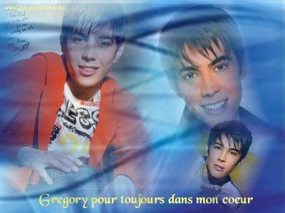 gregory pour toujour dans mon coeur