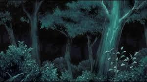 Une Forêt remplie de magie