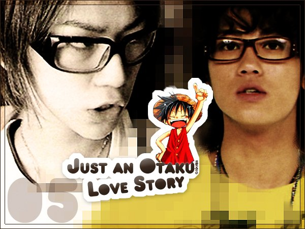 Just an Otaku Love Story