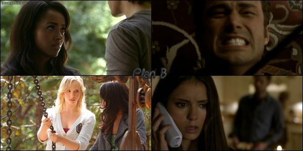 The Vampire Diaries / Plan B.