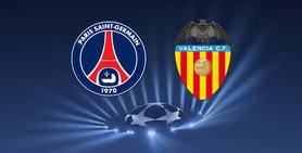 Le groupe du Paris Saint Germain