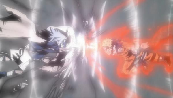 Naruto Vs Sasuke *Vallée de la Fin* (des ressemblance) - Yōkoso Ningen