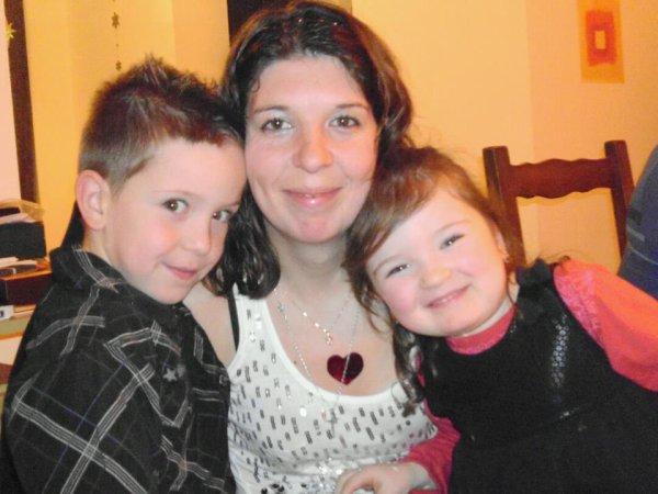 Valérie et ses enfants