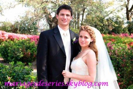 Nathan Scott (James Lafferty) & Haley James (Bethany Joy Lenz)
