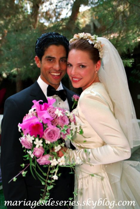 Isabelle Evans (Katherine Heigl) & Jesse Ramirez (Adam Rodriguez)
