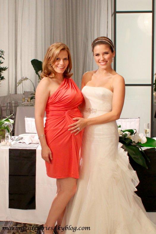 Brooke Davis (Sophia Bush) & Julian Baker (Austin Nichols)